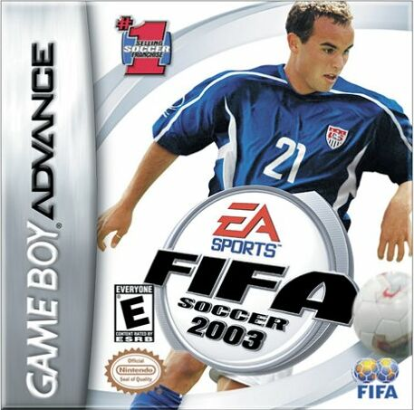 FIFA 2003 (U)(Mode7) Box Art