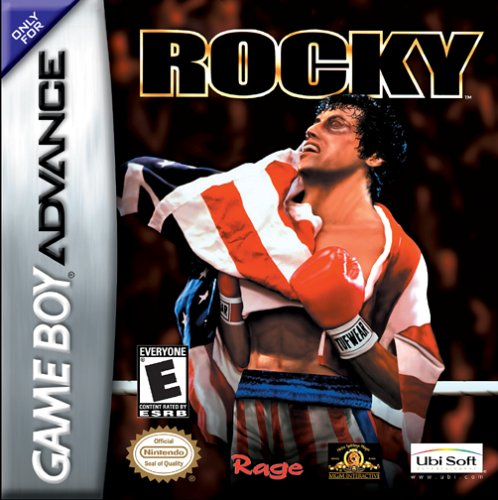 Rocky (U)(Venom) Box Art