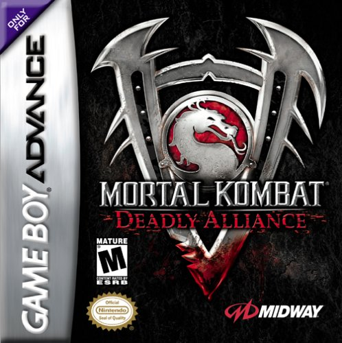Mortal Kombat - Deadly Alliance (U)(Mode7) Box Art