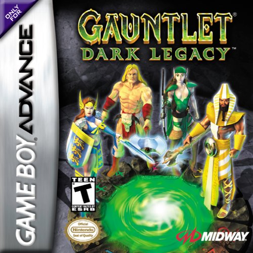Gauntlet - Dark Legacy (U)(Mode7) Box Art