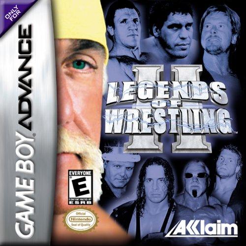 Legends of Wrestling 2 (U)(Venom) ROM < GBA ROMs | Emuparadise