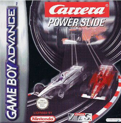 Carrera Power Slide (E)(Venom) Box Art
