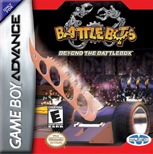 BattleBots - Beyond the Battlebox (U)(Venom) Box Art