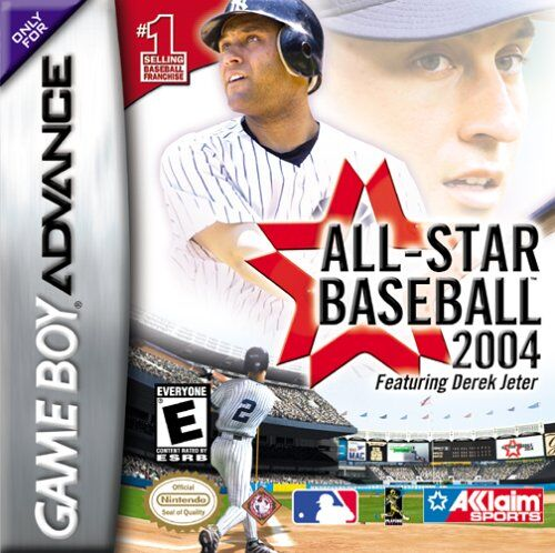 All-Star Baseball 2004 (U)(Venom) Box Art