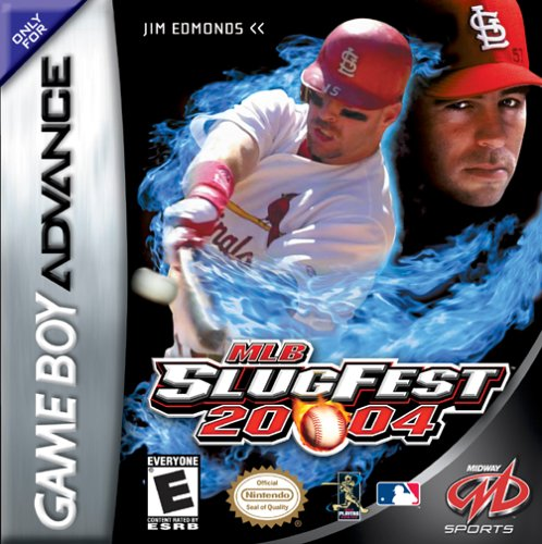 MLB SlugFest 20-04 (U)(Eurasia) Box Art