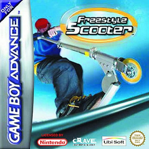 Freestyle Scooter (E)(GBATemp) Box Art