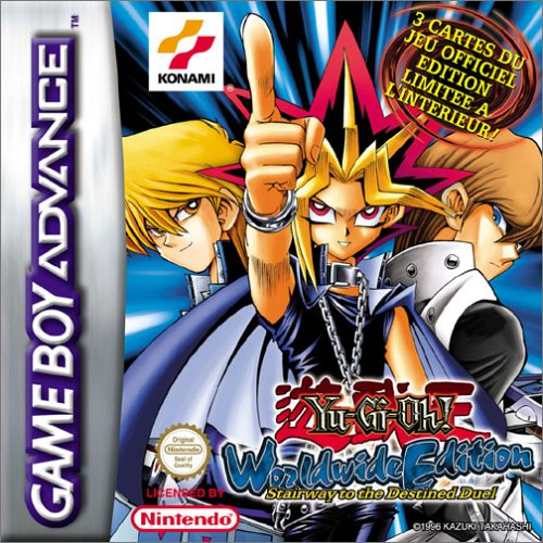 Yu-Gi-Oh! Worldwide Edition (E)(Eurasia) Box Art