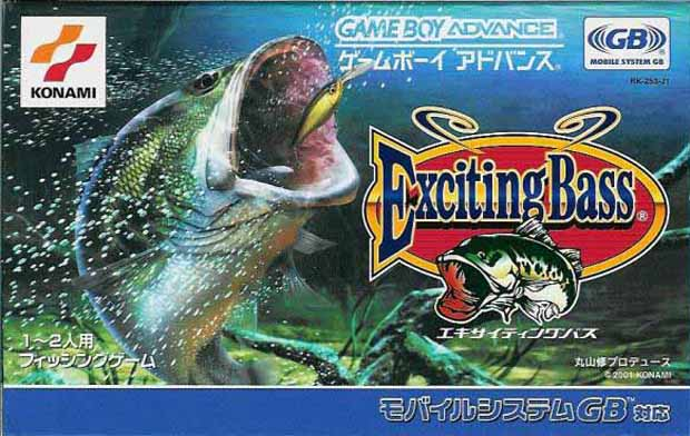 Exciting Bass (J)(GBATemp) Box Art