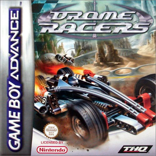 Lego Drome Racers (E)(TRSI) Box Art
