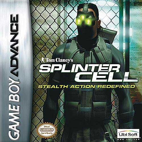 Tom Clancy's Splinter Cell (U)(GBATemp) Box Art