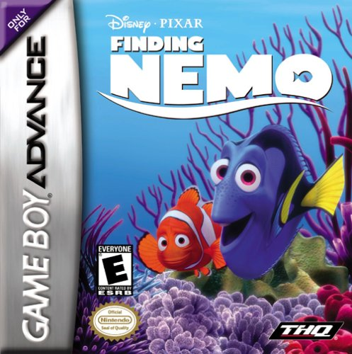 Finding Nemo (U)(Mode7) Box Art