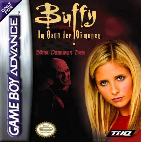 Buffy Im Bann Der Damonen (G)(Suxxors) Box Art