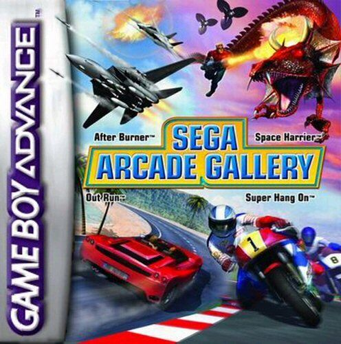 Sega Arcade Gallery (E)(Patience) Box Art
