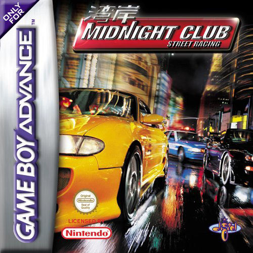 Midnight Club - Street Racing (E)(DNL) Box Art