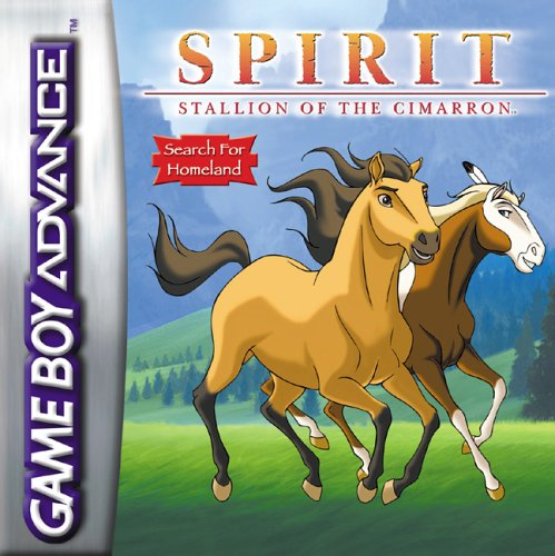 Spirit - Stallion Of The Cimarron (E)(BatMan) Box Art