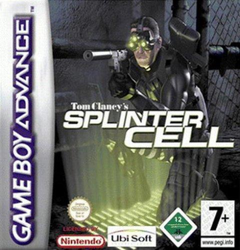 Tom Clancy's Splinter Cell (E)(Patience) Box Art
