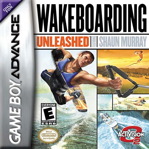 Wakeboarding Unleashed (U)(Menace) Box Art