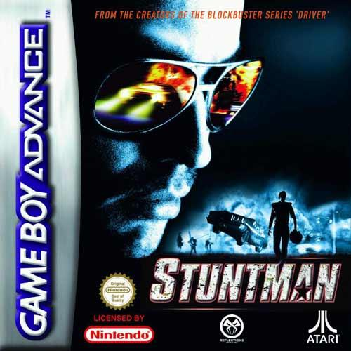 Stuntman (E)(Rising Sun) Box Art