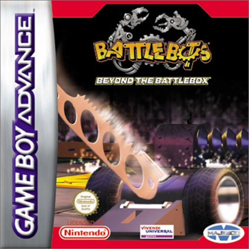 BattleBots - Beyond the Battlebox (E)(Patience) Box Art