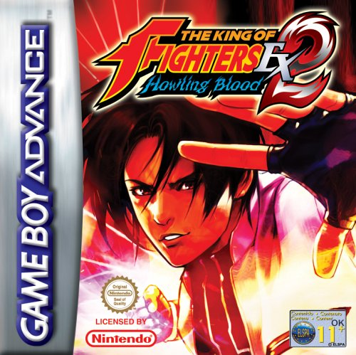 The King of Fighters EX2 - Howling Blood (E)(Rising Sun) Box Art