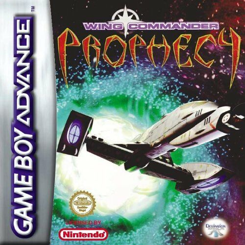 Wing Commander Prophecy (E)(Suxxors) Box Art