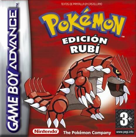 Pokemon Rubi (S)(Rising Sun) Box Art
