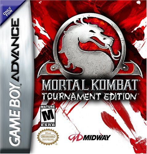Mortal Kombat - Tournament Edition (U)(Mode7) Box Art