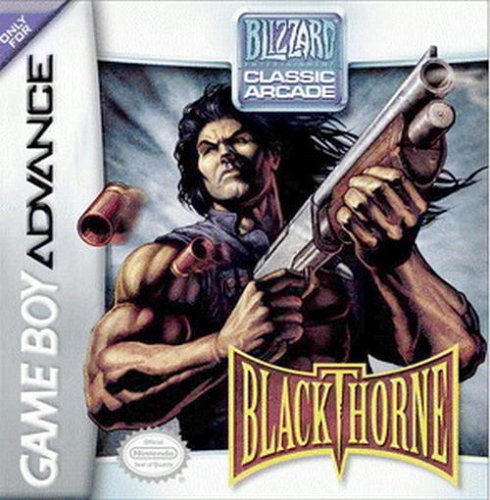 Blackthorne (U)(Mode7) Box Art