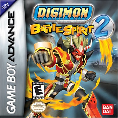 Digimon Battle Spirit 2 U Rising Sun Rom Gba Roms Emuparadise