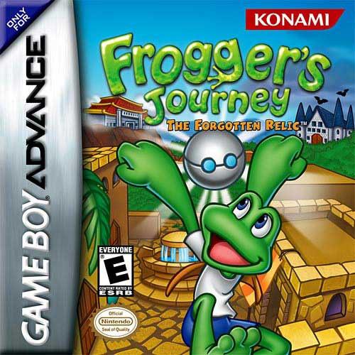 Frogger's Journey - The Forgotten Relic (U)(Mode7) Box Art