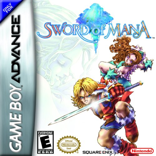 Resultado de imagen para sword of mana emuparadise