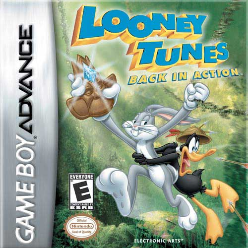 Looney Tunes - Back in Action (U)(Mode7) Box Art