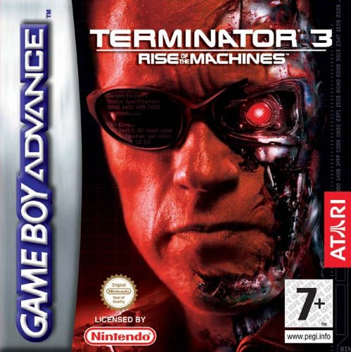 Terminator 3 - Rise of The Machines (E)(Rising Sun) Box Art