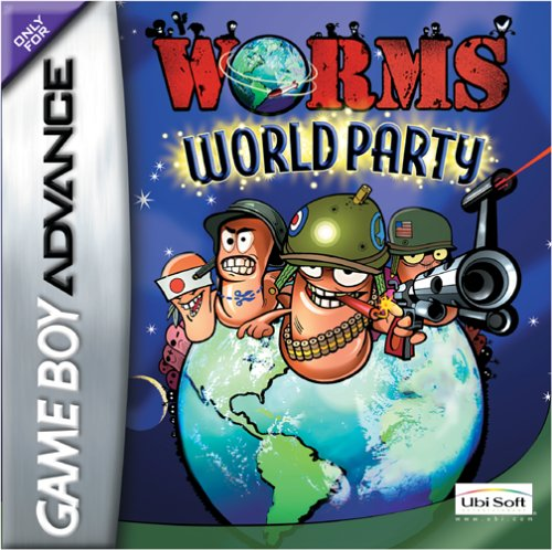 Worms World Party (U)(Ongaku) Box Art