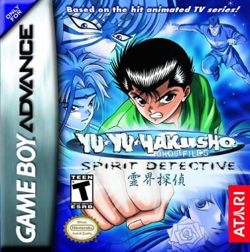 Yu Yu Hakusho - Spirit Detective (U)(Mode7) Box Art