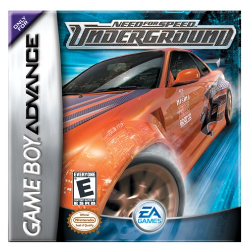 Need For Speed - Underground (U)(Mode7) Box Art