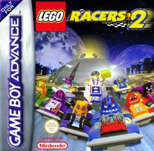Lego Racers 2 (E)(Independent) Box Art