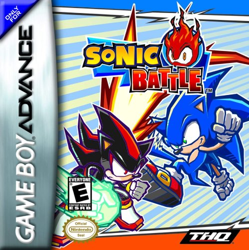 Sonic Battle (U)(Rising Sun) Box Art