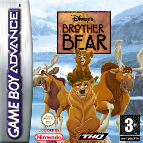 Disney's Brother Bear (E)(Rising Sun) Box Art