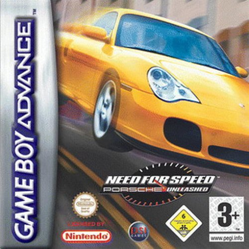 Need For Speed - Porsche Unleashed (E)(Suxxors) Box Art