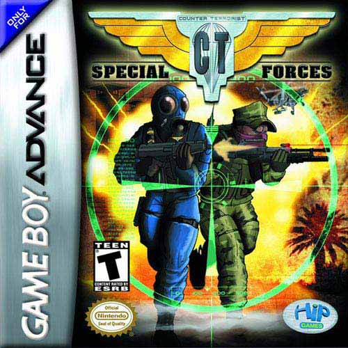 CT Special Forces (U)(Independent) Box Art