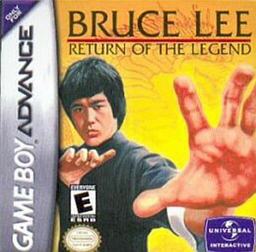 Bruce Lee - Return of the Legend (U)(Independent) Box Art