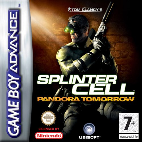 Tom Clancy's Splinter Cell - Pandora Tommorow (E)(Rising Sun) Box Art