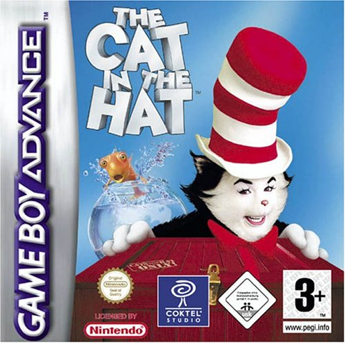 Cast Of The Cat In The Hat: The Cat In The Hat (E)(Rising Sun) ROM