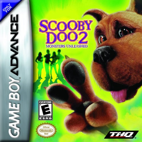 Scooby-Doo 2 - Monsters Unleashed (U)(Hyperion) Box Art