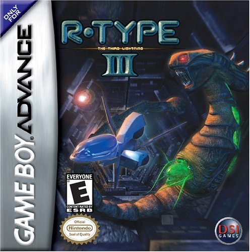 R-Type III (U)(Independent) Box Art