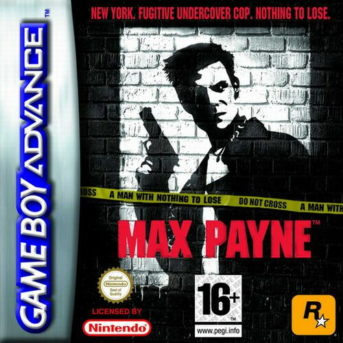 Max Payne Advance (E)(Rising Sun) Box Art