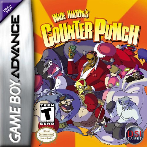 Wade Hixtons Counter Punch (U)(Independent) Box Art