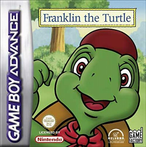Franklin the Turtle (E)(Cezar) Box Art