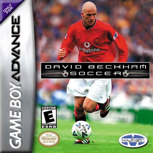 David Beckham Soccer (U)(Independent) Box Art